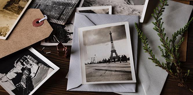 Nya kopior av gamla foton